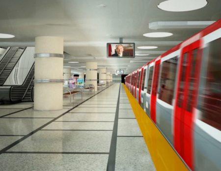Kadıköy Metro